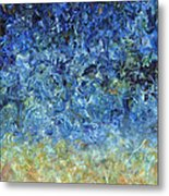Paint Number 59 Metal Print by James W Johnson