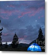 Paint The Sky With Stars Metal Print