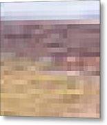 Painted Desert 5 Metal Print