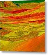 Painted Hills 2 Metal Print