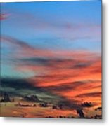 Painted Sky  Metal Print