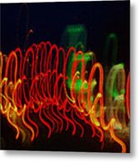 Painting With Light 5 Metal Print