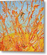Paintsplosion Metal Print