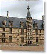 Palace Ducal Nevers Metal Print