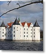 Palace Gluecksburg - Germany Metal Print