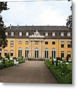 Palace Mosigkau - Germany Metal Print