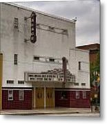 Palace Movie Theater Metal Print
