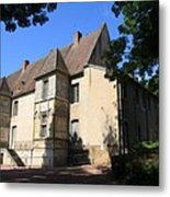 Palace Of Abbot Jacques D'amboise Metal Print