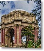 Palace Of Fine Arts - San Francisco California Metal Print