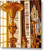 Palace Of Versailles Metal Print