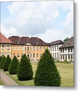 Palace Oranienbaum - Germany Metal Print