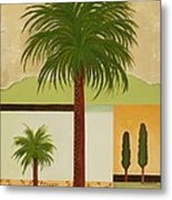 Palm Desert Metal Print