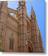 Palma Cathedral 5 Metal Print