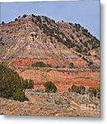 Palo Duro Canyon 040713.02 Metal Print