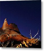 Palo Duro Canyon 2am-114844 Metal Print