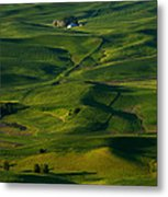 Palouse Green Metal Print