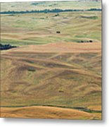 Palouse Palate Metal Print