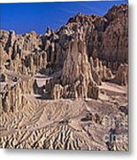 Panaca Formations In Cathedral Gorge State Park Nevada Metal Print