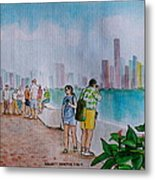 Panama City Panama Metal Print