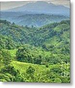 Panama Landscape Metal Print