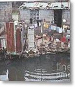The River, Panana Metal Print