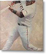 Panda Homer #1 Metal Print by Darren Kerr