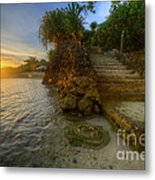 Panglao Island Nature Resort 2.0 Metal Print