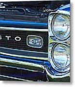 panoramic blue GTO Metal Print