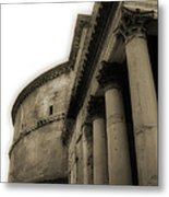 Pantheon Metal Print