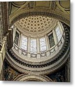 Pantheon Architecture Metal Print