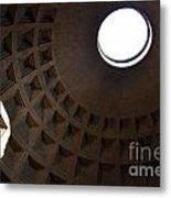 Pantheon Dome Metal Print