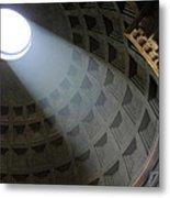 Pantheon Light Metal Print
