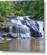 Panther Creek Falls Metal Print