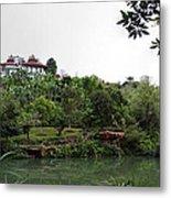 Panviman Chiang Mai Spa And Resort - Chiang Mai Thailand - 011351 Metal Print