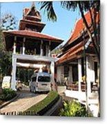 Panviman Chiang Mai Spa And Resort - Chiang Mai Thailand - 011384 Metal Print