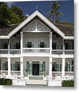 Panwa House - Thailand Metal Print by Pete Reynolds