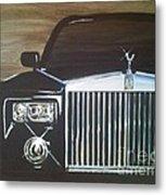 Par De Elegance Rolls Royce Phantom Metal Print