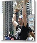 Parade Of Champions Metal Print