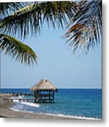 Paradise Escape Metal Print