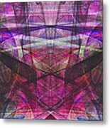 Parallel Universe 20130615 Metal Print by Wingsdomain Art and Photography