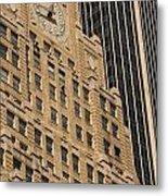 Paramount Building Metal Print