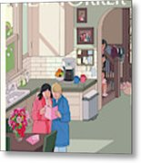 Mothers' Day Metal Print