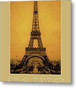 Paris 1889  Metal Print by Andrew Fare