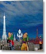 Paris 71 Metal Print