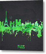 Paris France Metal Print