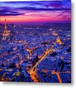 Paris I Metal Print