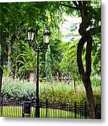 Park And Gardens Metal Print