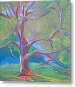 Park Trees 8 Metal Print