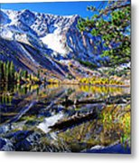 Parker Lake California Metal Print