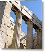Parthenon 3 Metal Print